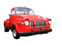 Bedford Jo Truck 1968. Isolated with clipping path royalty free stock photography