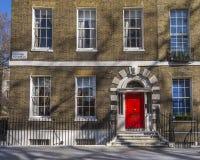Bedford kwadrat w Londyn obraz royalty free