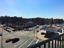 Bedford Park Blvd-U-Bahnstation im Bronx -4 lizenzfreies stockfoto