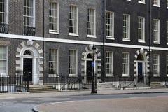 Bedford Square London fotografering för bildbyråer