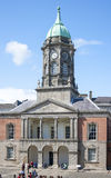 The Bedford Tower at the Dublin Castle Royalty Free Stock Photo