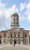 Bedford Tower på Dublin Castle Arkivbilder