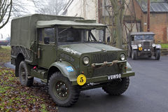 Bedford truck Stock Image