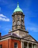 bedford zamku blisko biura genelogical Dublińskiego tower obraz royalty free