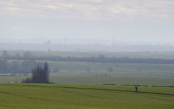 Bedfordshire Αγγλία UK στοκ φωτογραφία με δικαίωμα ελεύθερης χρήσης