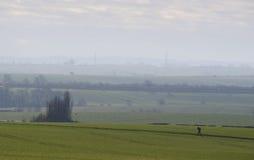 Bedfordshire Engeland het UK Royalty-vrije Stock Fotografie