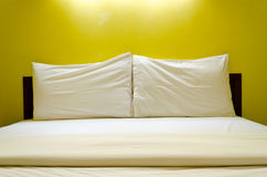 Bedhead. Imagem de Stock Royalty Free