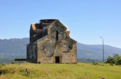 Bedia domkyrka i Abchazien Arkivbilder