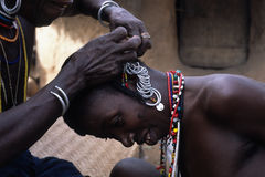 Bediks - Senegal Fotos de archivo libres de regalías