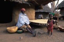 BEDIKS - Senegal Lizenzfreies Stockfoto