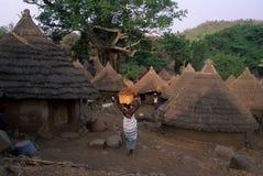 BEDIKS - Senegal stock fotografie