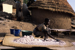BEDIKS - Senegal Stock Image
