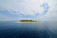 Bedil-kleine Insel, Sumbawa, Indonesien stockfotografie