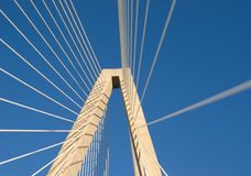 bednarz bridżowa rzeka Zdjęcie Stock
