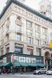 Bednarza budynek przy 616-632 szóstego aleją w Flatiron okręgu Manhattan Zdjęcia Royalty Free