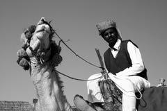 Bedouin Fotografie Stock