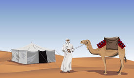 Bedouin Royalty Free Stock Photography