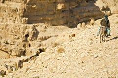 Bedouin child Stock Photos