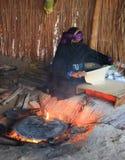 Bedouin family Royalty Free Stock Photos