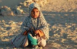 Bedouin girl Royalty Free Stock Photos