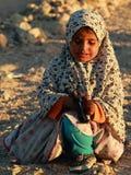 Bedouin girl Royalty Free Stock Image