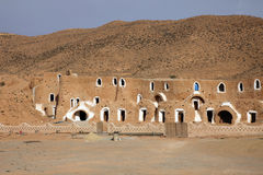 Bedouin house Royalty Free Stock Images