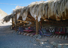Bedouin house, Royalty Free Stock Photo