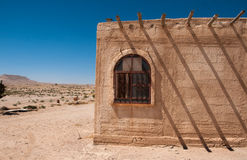 Bedouin House Royalty Free Stock Photography
