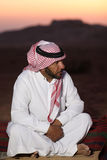 Bedouin man Royalty Free Stock Images