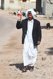 Bedouin man Royalty Free Stock Image