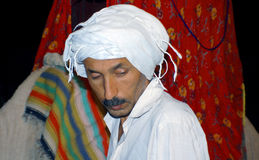Bedouin man Royalty Free Stock Photos