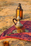 Bedouin scene Stock Photo