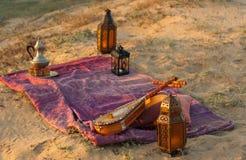Bedouin stilleven stock fotografie