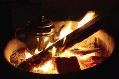 Bedouin tea Royalty Free Stock Photos
