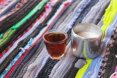 Bedouin Tea Royalty Free Stock Photo