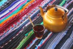 Bedouin Tea Royalty Free Stock Image