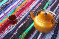 Bedouin Tea Stock Photos