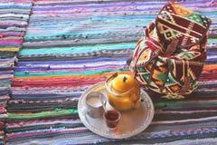 Bedouin Tea Stock Image