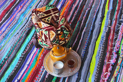 Bedouin Tea Stock Photography