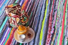 Bedouin Tea Stock Images