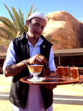 Bedouin tea Royalty Free Stock Photography