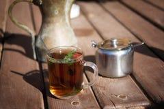 BedouinTea Stock Image