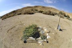 Bedouin well in Negev. Stock Image