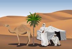 Bedouins Stock Image