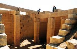 Bedouins in main Stock Photos