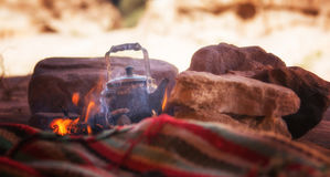 BedouinTea Royalty Free Stock Images
