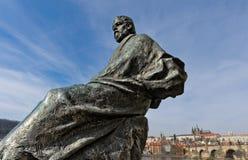 Bedrich Smetana Monument Royalty Free Stock Photos