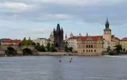 Bedrich Smetana Museum a Praga Fotografia Stock