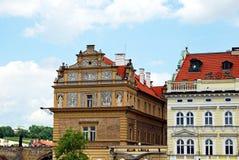 Bedricha Smetany Museum, Prague. Stock Image