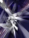 Bedrijfs abstracte achtergrond Stock Afbeeldingen